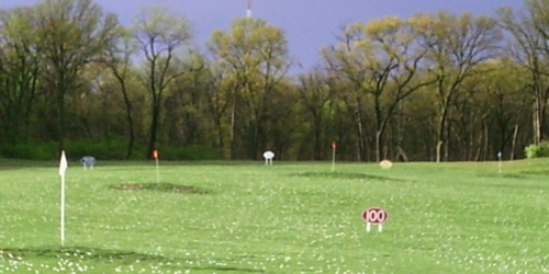 Tower Tee Par 3 Golf Course