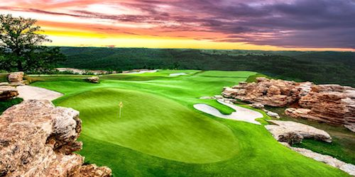 Mountain Top Missouri golf packages