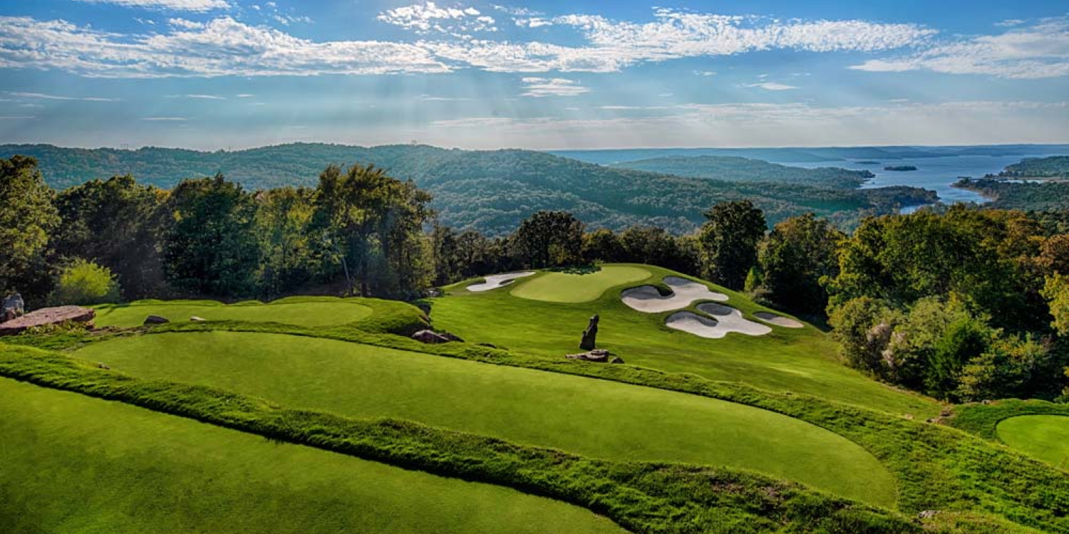Top of the Rock Golf Course - Big Cedar Lodge - Golf in ... Golf Outing