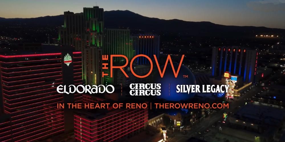 Eldorado Resorts, Inc. Debuts THE ROW
